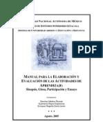 Guia de Elaboración de Documentos