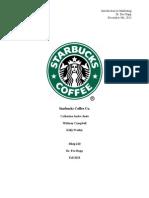 starbucks paper