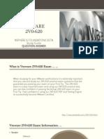 VMware 2V0-620 Study Guide