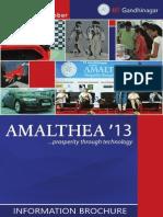 Amalthea' 13 Brochure