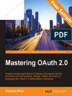 Mastering OAuth 2.0 - Sample Chapter