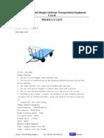 Aviation ground service equipments
