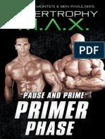 Hypertrophy Max - Primer Phase