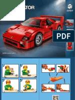 Lego 10248 F40