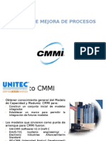 Clase 1- Introduccion a CMMI