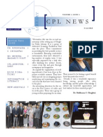 CPL News Volume2 ; Issue3
