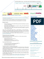 x-American Cancer Society Guidelines for the Early Detection of Cancer - Cancer News Center _ Portal info Tentang Kanker _ Cancer Portal Info.pdf