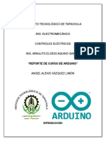 Reporte Arduino