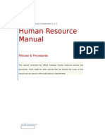 Human-Resource-Manual-III