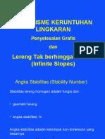 Stabilitas Lereng 2