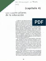 Elisa Minguet - Los Cuatro Pilares de La Educación