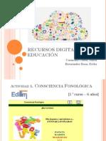 Recursos Digitales en Educación