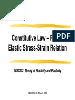 IMSC002 Elasticity