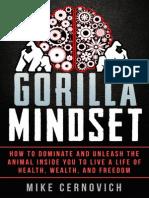 Mike Cernovich - Gorilla Mindset