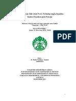 Tugas Ergomomi_Pengaruh Kerja Gilir (shift work) Terhadap Kanker Payudara_dr Ratih Sumirat(1506692913)