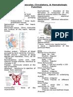 Cardio - Handouts