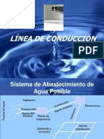 Linea de Conduccion