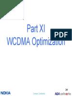 3G Overview - Part11 WCDMA Optimization