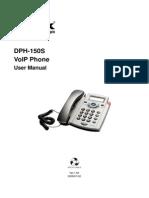 DPH-150S B1 Manual v1.00