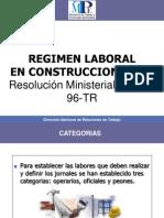 Regimen Laborvcal Cont