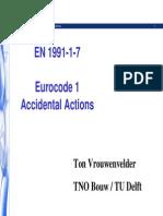 EN1991 7 Accidential Actionpdf