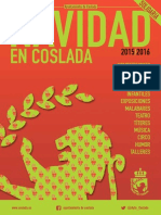 Navidad Solidaria en Coslada 2015/2016
