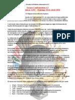(Jornadas Lúdicas AJ3C) - Bases Torneo Confrontation 3.5