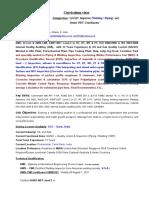 India -Wah Resume QC AWS,ASNT