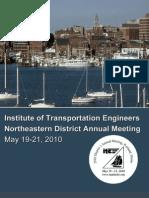 ITE 2010 Registration Packet FINAL