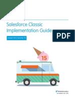 Salesforce Mobile Implementation