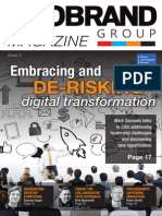 Embracing and de-risking digital transformation