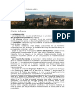Tema 2. Al Andalus. Evolucion Politica