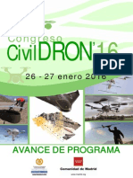 Programa Congreso CivilDron 2016