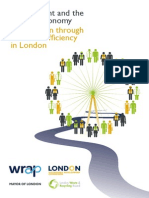 London Circular Economy Jobs Report 2015