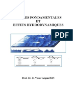 Houles Fondamentales Et Effets Hydrodyna