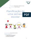 Planificação Pré -  Escolar