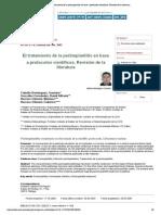 RCOE - El tratamiento de la periimplantitis en base a protocolos científicos_ Revisión de la literatura