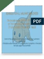 fish reminder email