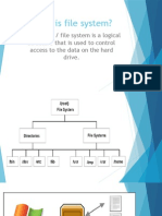 What is File System