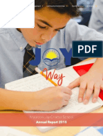 Maureen Joy Charter School Annual Report 2015