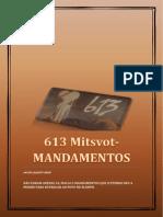 613 mitsvot (Mabdamentos para Israel)