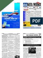 "Kuta Weekly-Edition 175 ""Bali""s Premier Weekly Newspaper"""