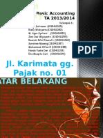 Presentasi Basic Accounting