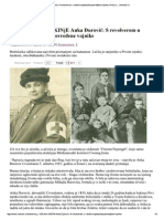 Anka Djurovic Bolnicarka s Srcem i Revolverom