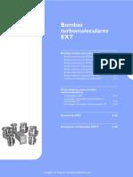Bombas turbomoleculares
