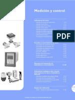 Sistemas de medicion y control