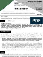HCV - Hoy Necesito Un Salvador - 6Dic2015