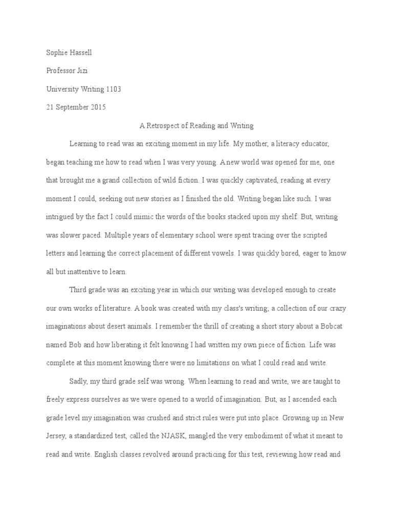 Professional references for research paper