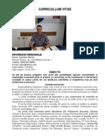 CV Marian Cojocariu Mai 2015