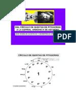 Del Círculo de Quintas de Pitágoras a La Espiral Armónica de Aschero